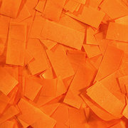 Orange Confetti