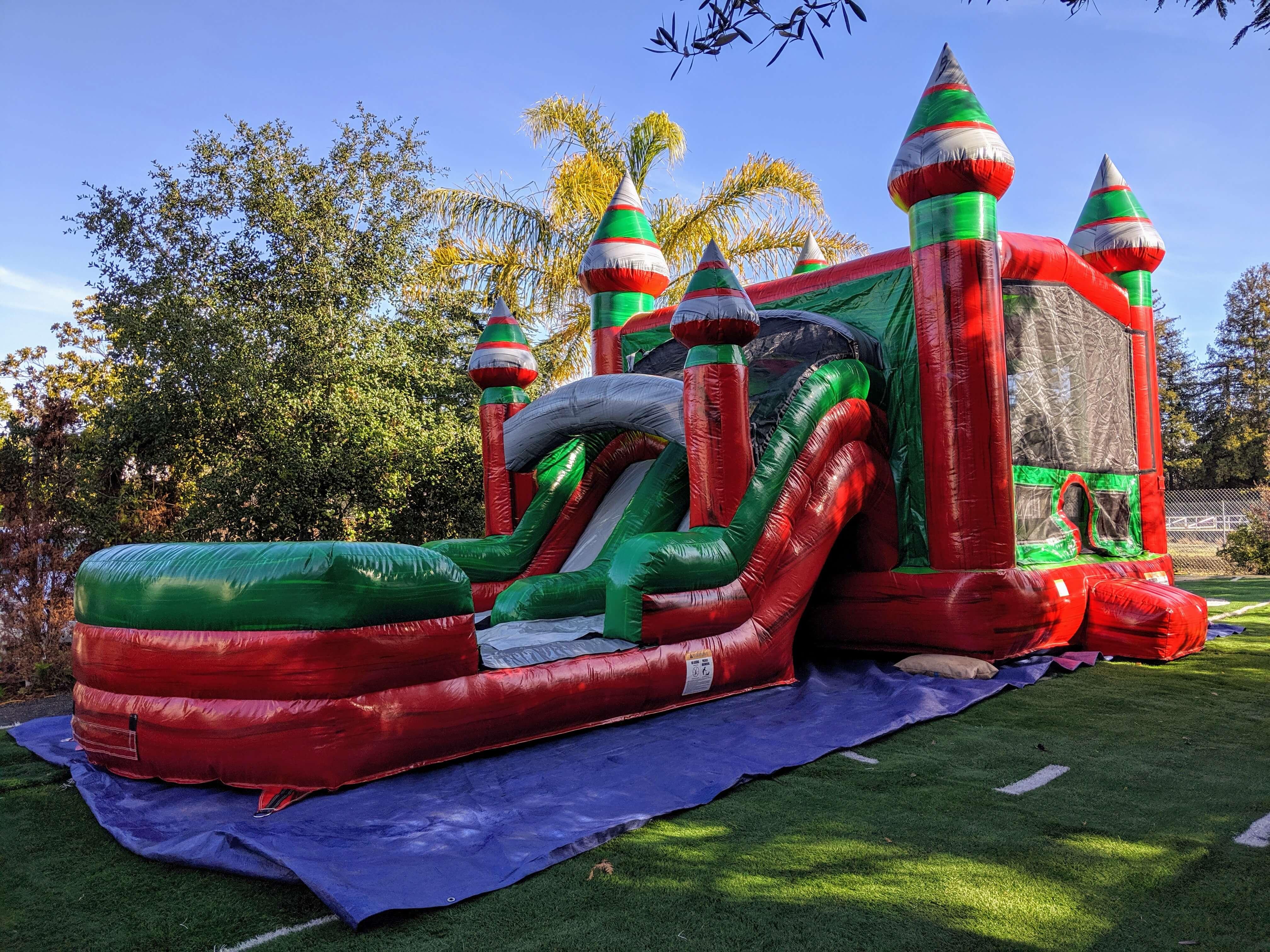Jumper Rentals San Jose Ca Bounce House Rentals