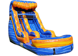 Fire & Ice Waterslide