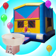 Fun House with Cotton Candy