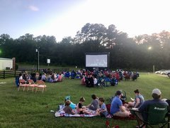Large Outdoor Movie Packages