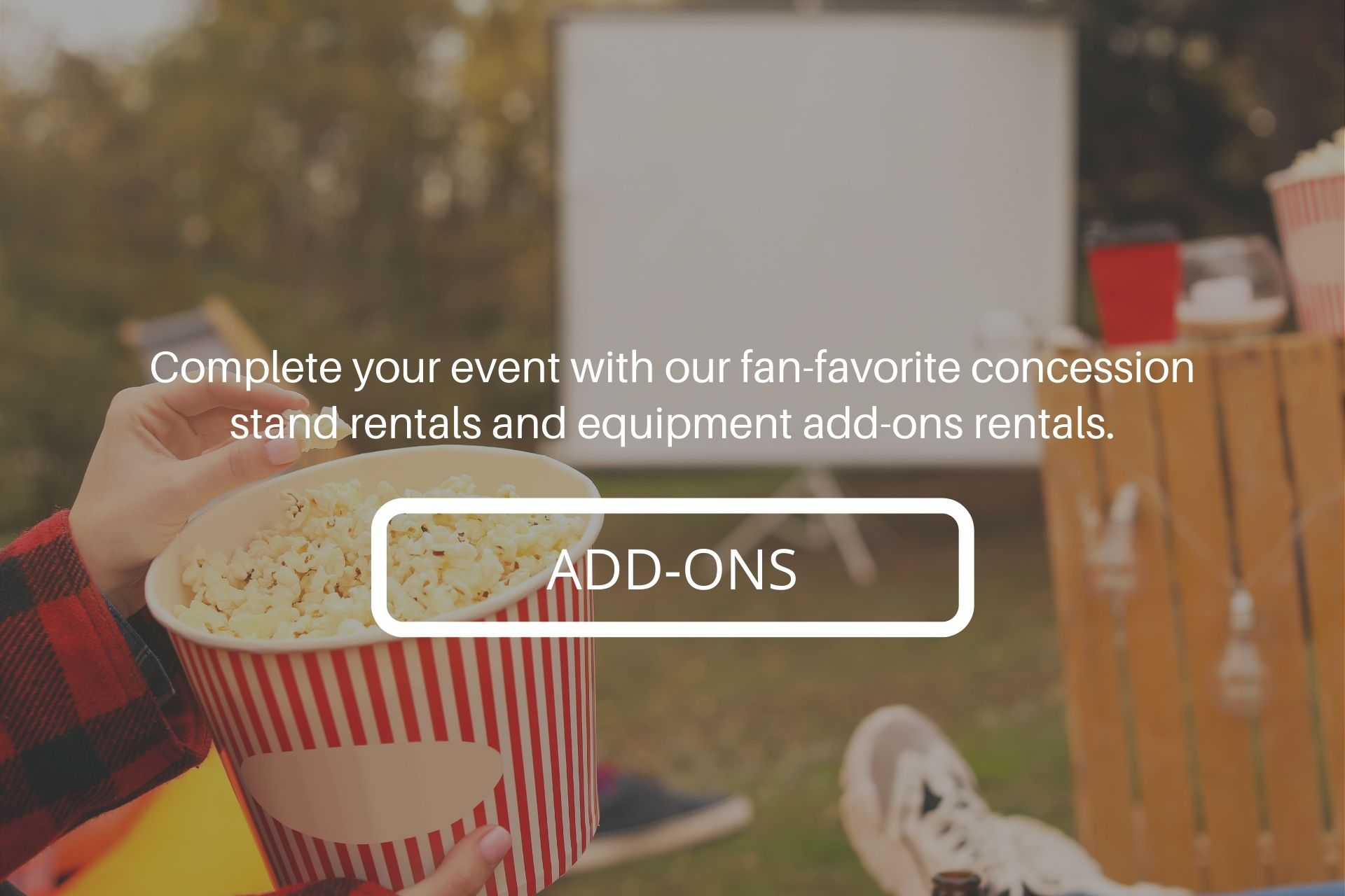 rent concessions for movie night
