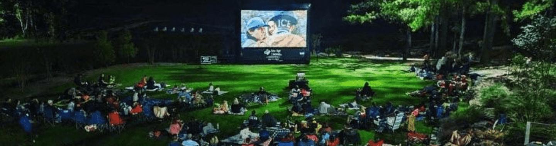 Outdoor Movie in Tyler