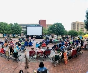 out movie screen rentals