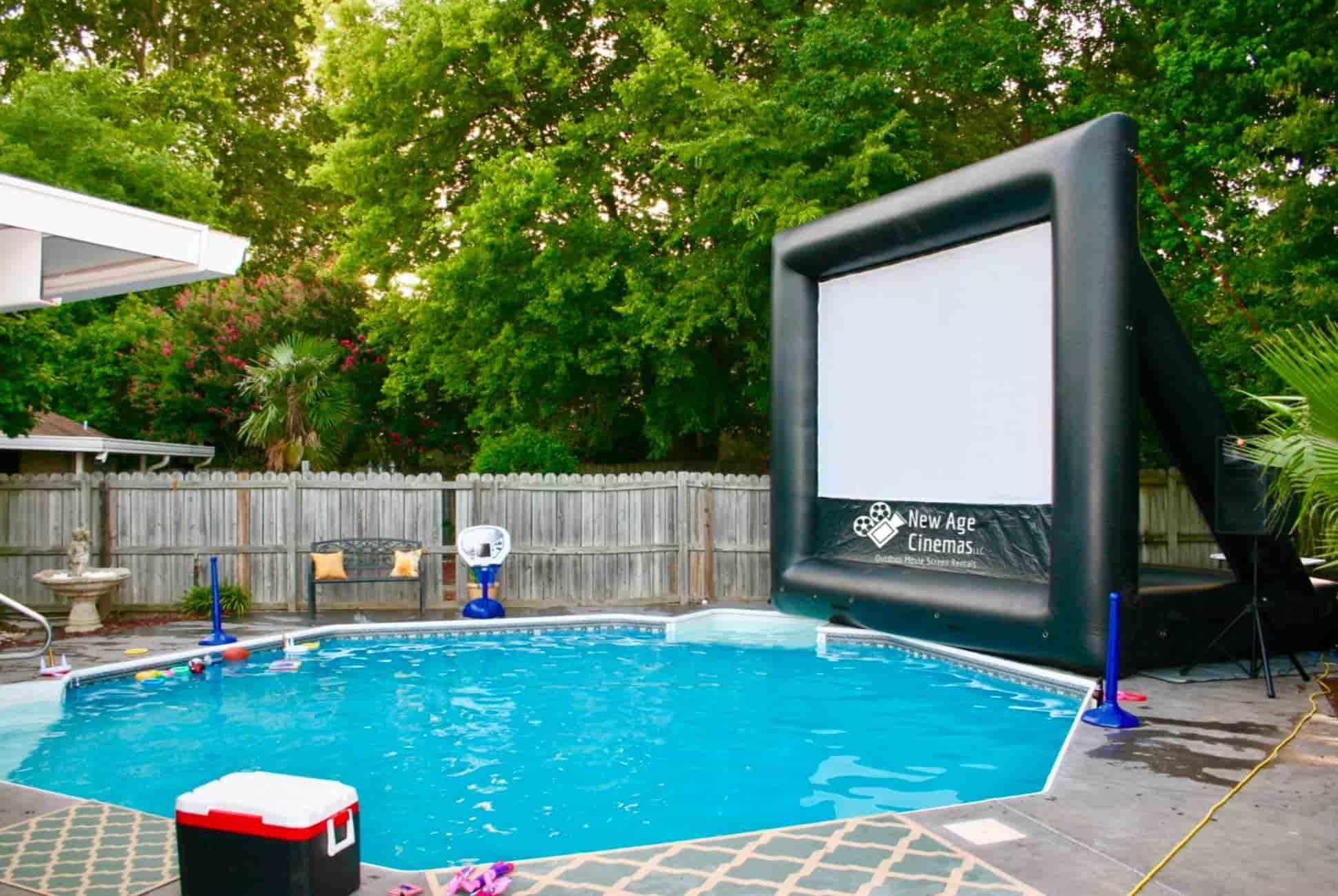 Pool Party Ideas Paris Texas