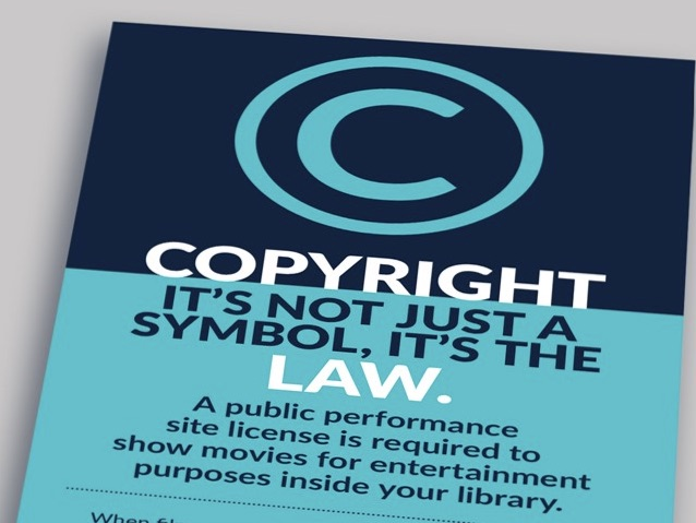 Outdoor Movie Copyright Tips