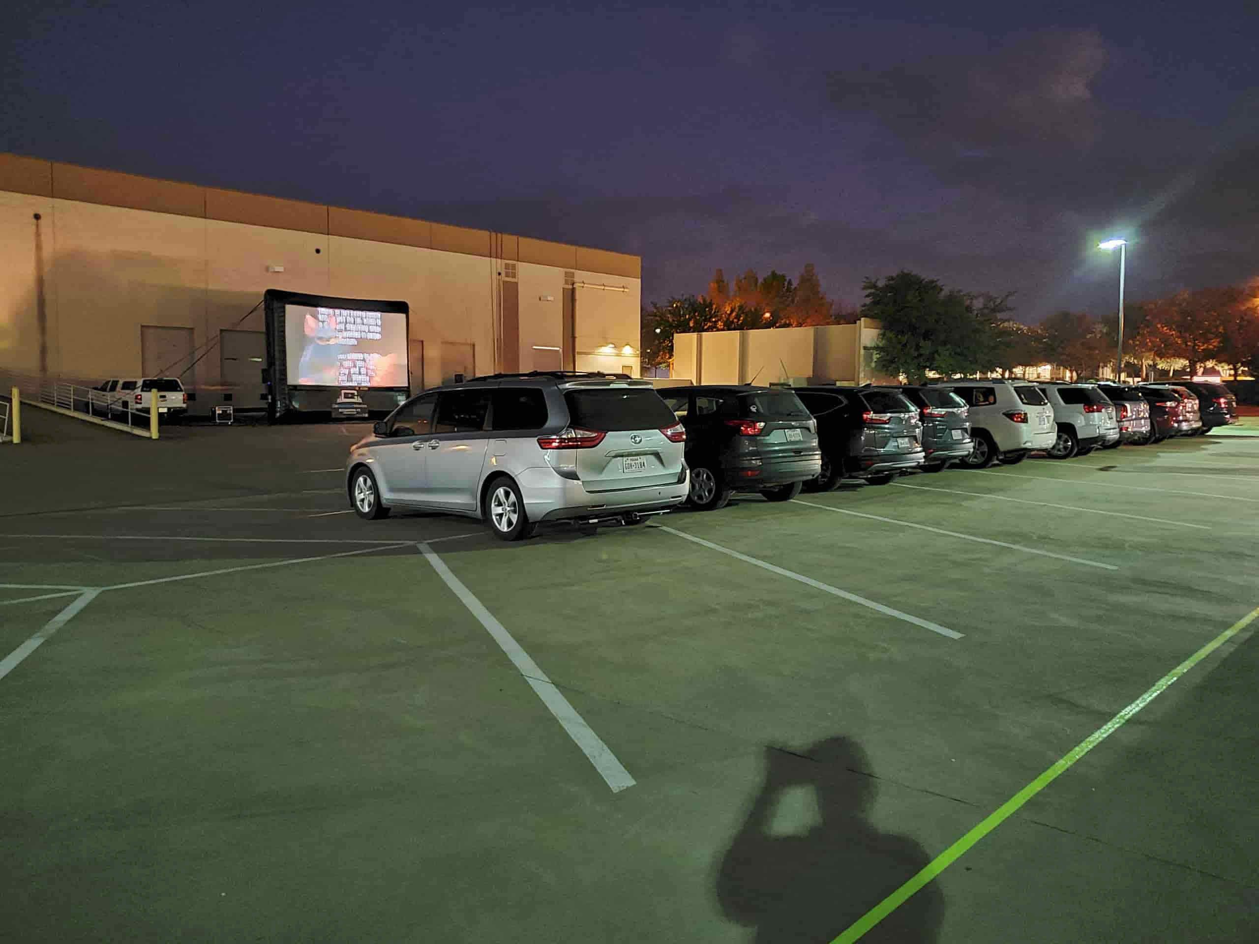 drive in movie rockwall tx