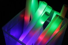 LED Foam Party Sticks