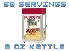 Small Popcorn Machine Rental