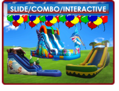 Slide Combo and Interactive