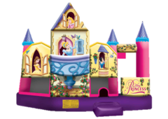 Wet Princess Party Package