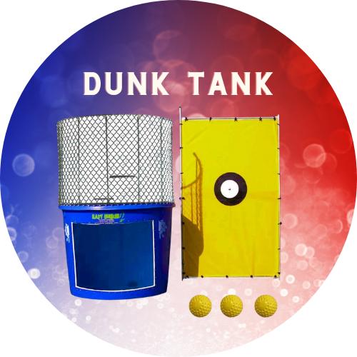 dunk tank rentals near me