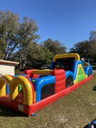 "Inflatable # 53 ""30 ft Obstacle Course"""