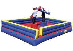 "Inflatable # 57 ""Joust ring"""