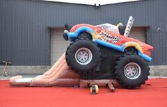 "Inflatable # 56 ""Monster Truck"""