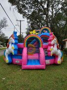 "Inflatable # 22 ""Unicorn"""