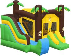 Inflatable # 28 Jungle Slide