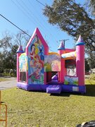 "Inflatable # 55 ""Disney Princess Castle"""
