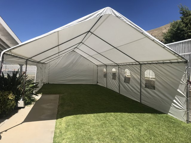 20'X40' outdoor canopy