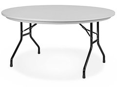 60in. Round Table