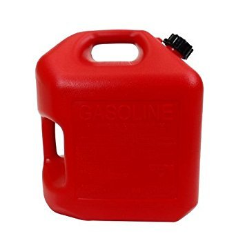 Extra generator gas (5 gallons)