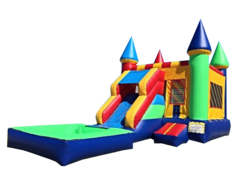 Toddler Mini Combo Water Slide