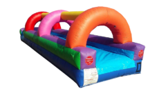 Pogo Slip and Slide
