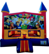Castle Celebration Bouncer