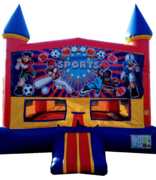 Castle Sports Bouncer