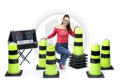 Interactive Play Cones