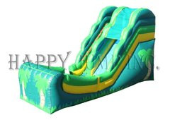 16 FT Tropical Slide