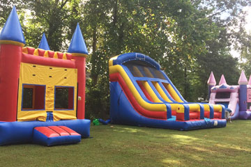 Festival event inflatable rentals