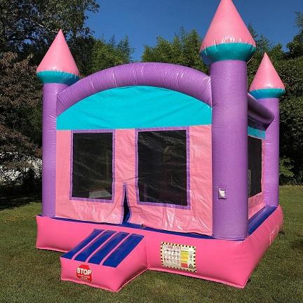 Pink Castle 3 Bounce House, Portsmouth, VA