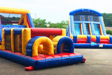 School Church Field Day Events Inflatable