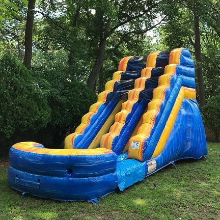 16ft Blue Slide Inflatable, Virginia Beach, VA