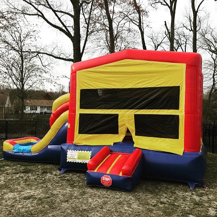 Modular 5-in-1 Combo Bounce House, West Point, VA