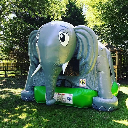 Elephant Bounce House, Yorktown, VA