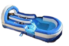 Water Dual Lane Body Slide