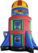 Airborne Adventure Inflatable Lift