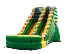 16' Green Waterslide