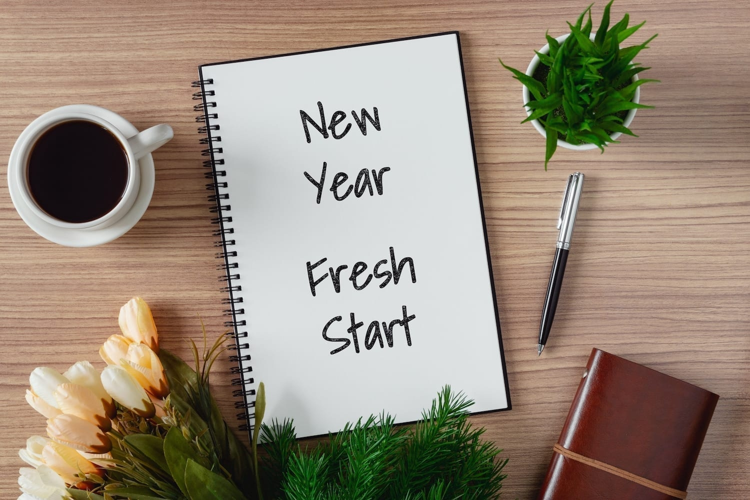 New Year Decluttering