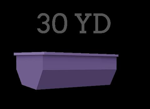 Rent a 30 Yard Dumpster