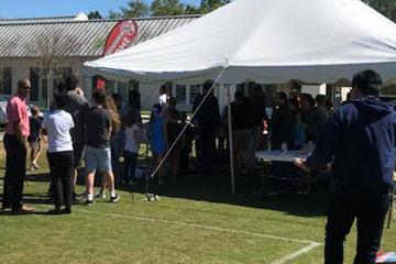 Company Party Tent Rentals