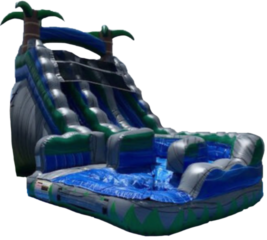 Curvy Crush Water Slide