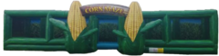 Inflatable Corn Maze