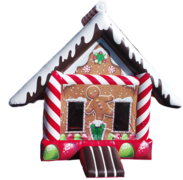 Ginger Bread Bounce House