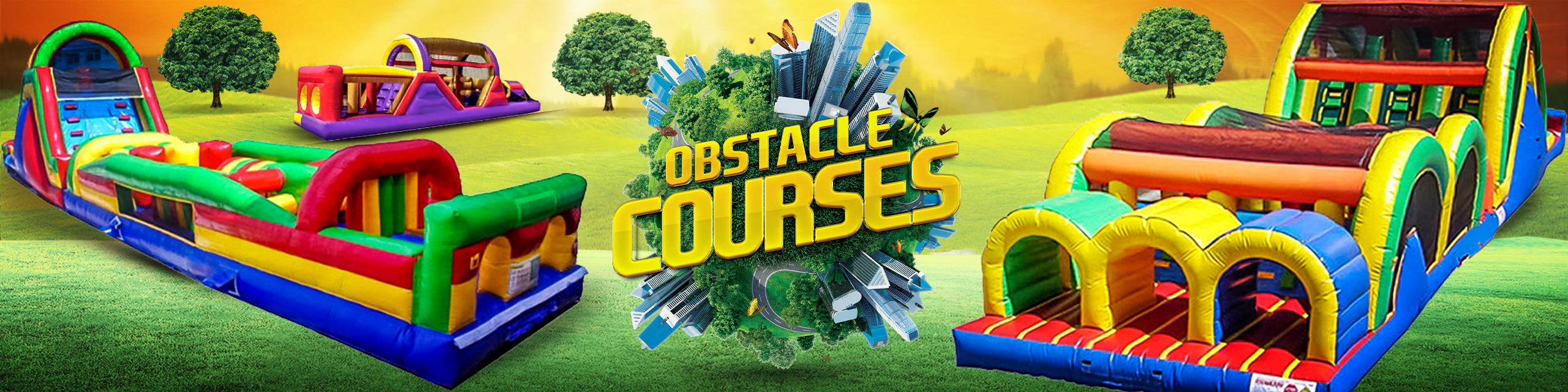 Obstacle Course rentals near Hattiesburg Mississippi