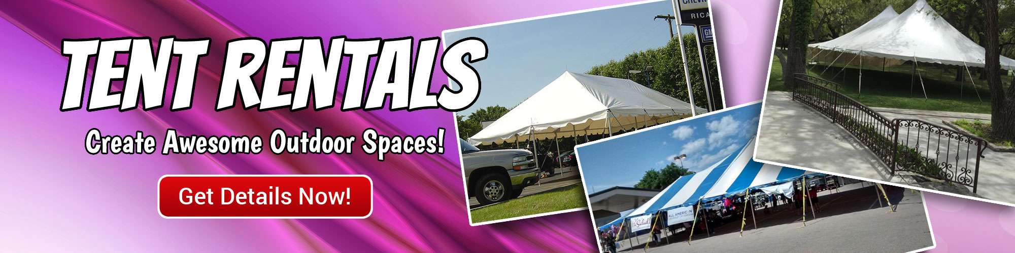 Tent & Canopy Rentals