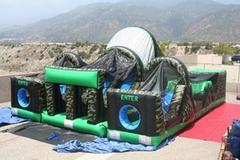 Camo 3 Piece Obstacle Course
