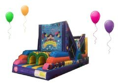 Inflatable Obstacle Course & Games